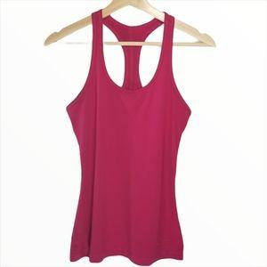 Nike Dri-Fit Regular Fit Pink Tank Top Regular Fit